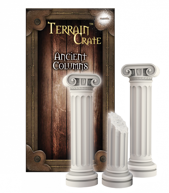 Mantic Games - Terrain Crate: Ancient Columns (MGTC169)
