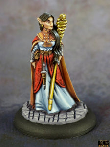 Reaper Bones Black: Anthanelle, Elf Wizard (44008)