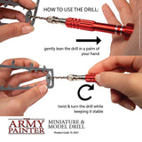The Army Painter: Miniature and Model Drill (TL5031)