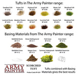 The Army Painter: Scorched Tuft (BF4229)