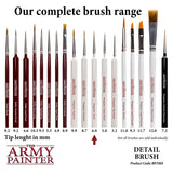 The Army Painter - Wargamer Series Brush: Detail (BR7005)