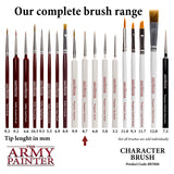 The Army Painter - Wargamer Series Brush: Character (BR7006)