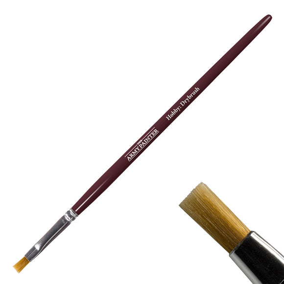 The Army Painter - Hobby Series Brush: Drybrush (BR7015)