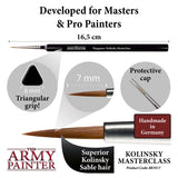 The Army Painter - Kolinsky Masterclass Brush (BR7017)