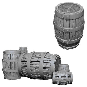 WizKids Deep Cuts: Barrel & Pile of Barrels (73361)