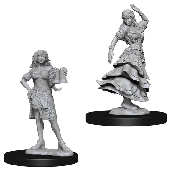 Pathfinder Deep Cuts: Bartender/Dancing Girl (72588)