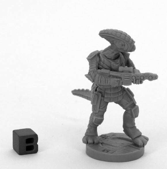 Reaper Bones Black: Bloodcrest Sharpshooter (49005)