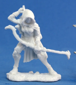 Reaper Bones: Callie, Female Rogue (77033)