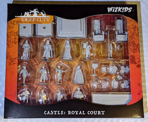 WizKids Deep Cuts: Castle - Royal Court (90096)