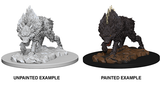 Pathfinder Deep Cuts: Dire Wolf (73184)