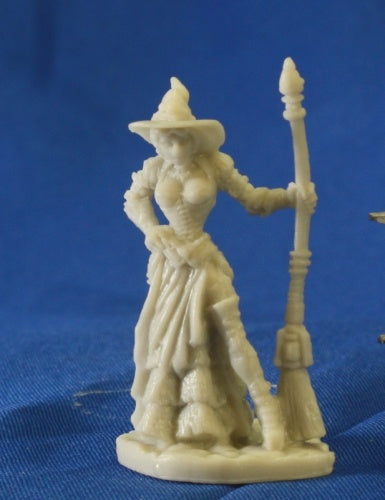 Reaper Chronoscope Bones: Dita, Steampunk Witch (80006)