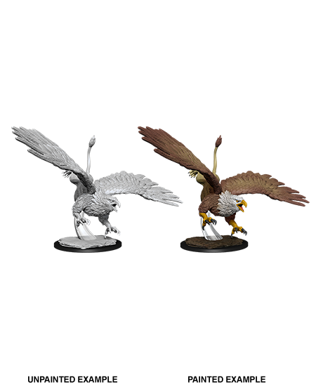 D&D Nolzur's Marvelous Miniatures: Diving Griffon (90076)