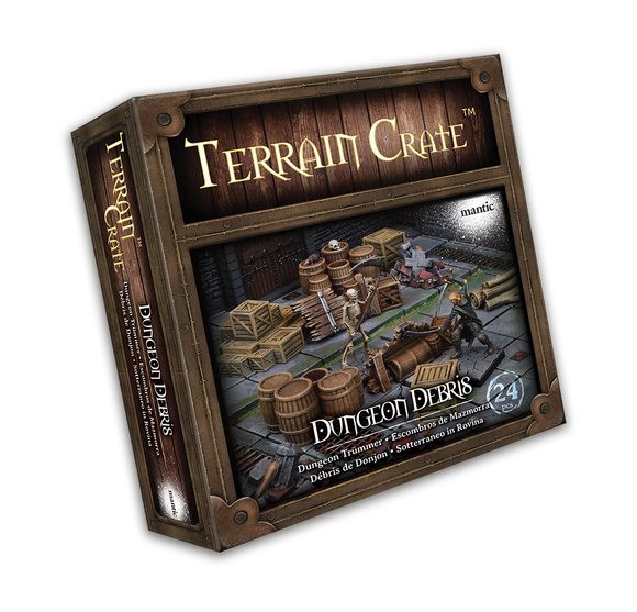 Mantic Games - Terrain Crate: Dungeon Debris (MGTC108)