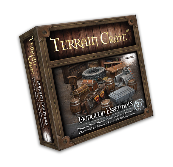 Mantic Games - Terrain Crate: Dungeon Essentials (MGTC103)