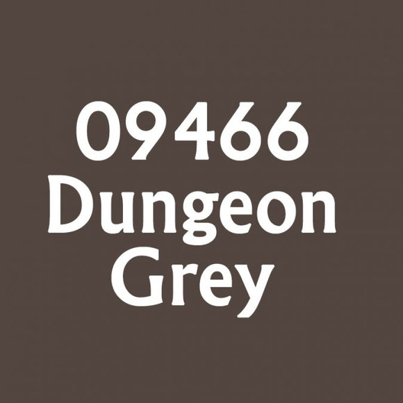 Reaper MSP Bones: Dungeon Grey (9466)
