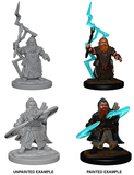 Pathfinder Deep Cuts: Dwarf Male Sorcerer (73188)