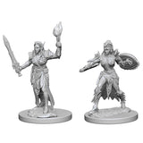 Pathfinder Deep Cuts: Female Elf Fighter (72599)