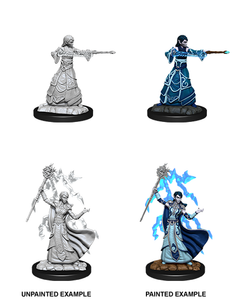 D&D Nolzur's Marvelous Miniatures: Female Elf Wizard (90061)