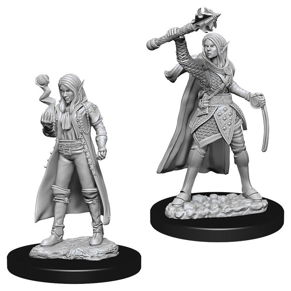 D&D Nolzur's Marvelous Miniatures: Female Elf Cleric (73835)