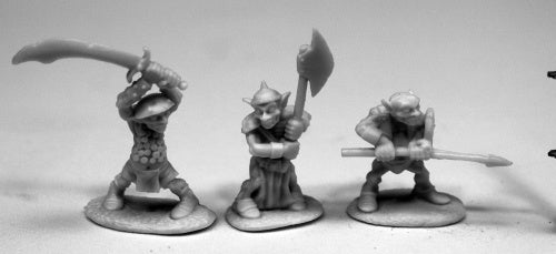 Reaper Bones: Goblin Warriors (6) (77444)