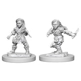 D&D Nolzur's Marvelous Miniatures: Halfling Rogue (Female) (72627)