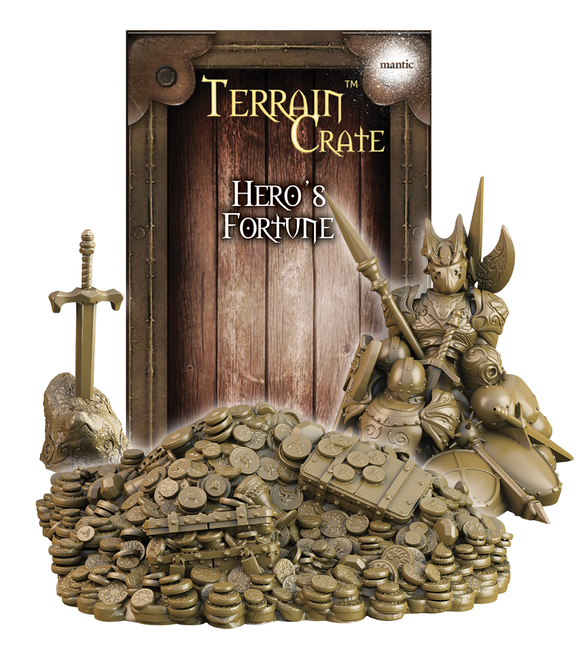 Mantic Games - Terrain Crate: Hero's Fortune (MGTC139)