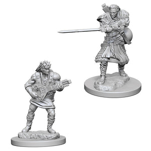 D&D Nolzur's Marvelous Miniatures: Human Bard (Male) (72632)
