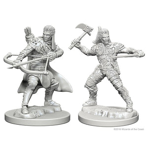 D&D Nolzur's Marvelous Miniatures: Human Ranger (Male) (72635)