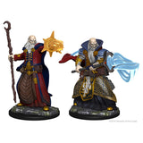 D&D Nolzur's Marvelous Miniatures: Human Wizard (Male) (72618)