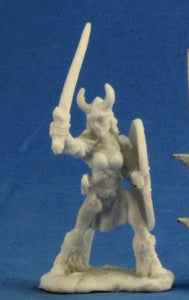 Reaper Bones: Ingrid, Female Viking (77225)