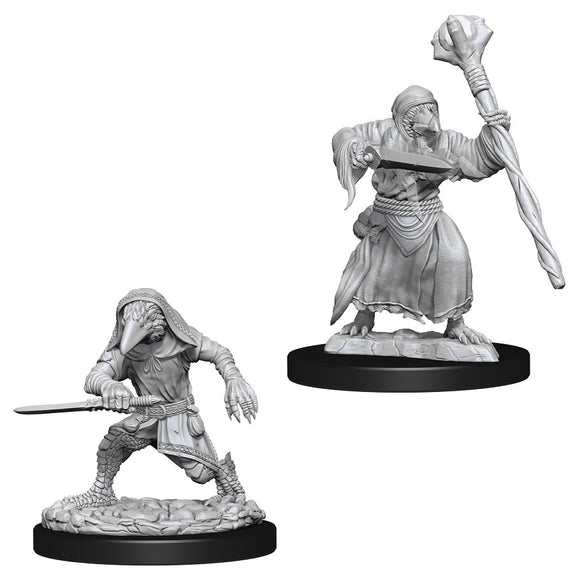 D&D Nolzur's Marvelous Miniatures: Kenku Adventurers (73840)