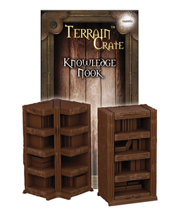 Mantic Games - Terrain Crate: Knowledge Nook (MGTC159)