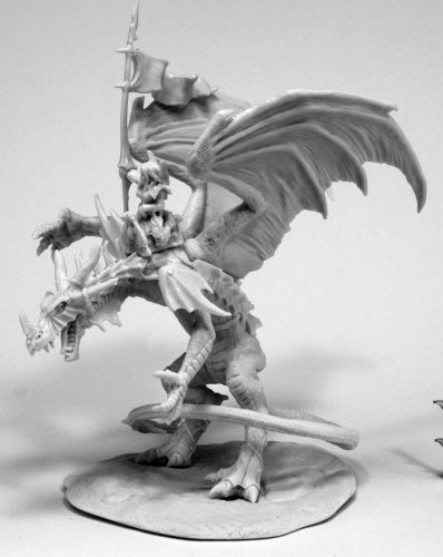 Reaper Bones: Kyra and Lavarath (Rider and Dragon) (77557)