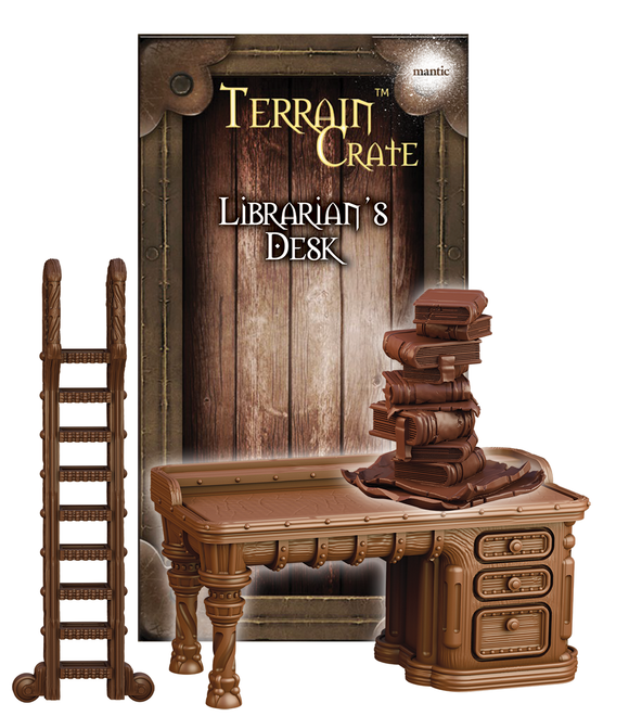 Mantic Games - Terrain Crate: Librarian's Desk (MGTC160)