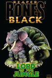 Reaper Bones Black: Lord of the Jungle (Boxed Set) (44101) - Unpainted