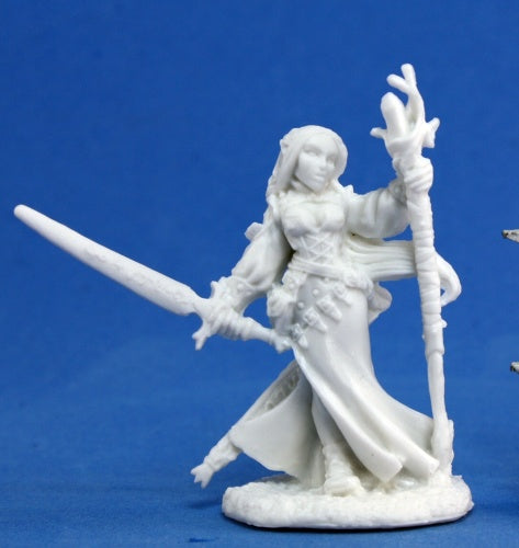 Reaper Bones: Lysette, Female Elf (77076)