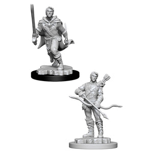 D&D Nolzur's Marvelous Miniatures: Male Human Ranger (90009)