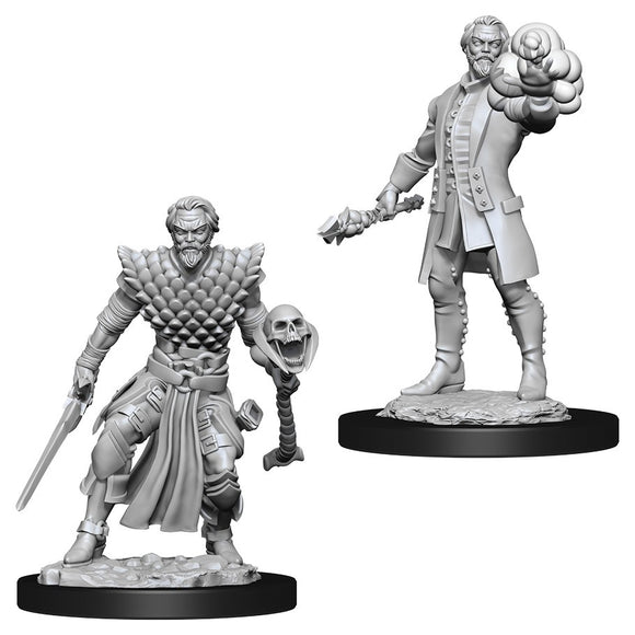 D&D Nolzur's Marvelous Miniatures: Male Human Warlock (73836)