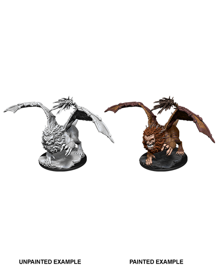 D&D Nolzur's Marvelous Miniatures: Manticore (90078)