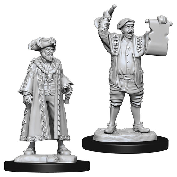 WizKids Deep Cuts: Mayor & Town Crier (73871)
