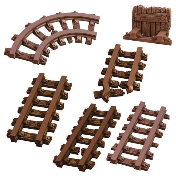 Mantic Games - Terrain Crate: Mine Track (MGTC120)