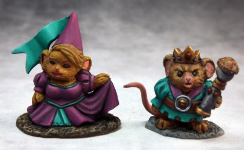 Reaper Bones: Mousling King and Princess (77286)