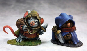 Reaper Bones: Mousling Thief and Assassin (77287)