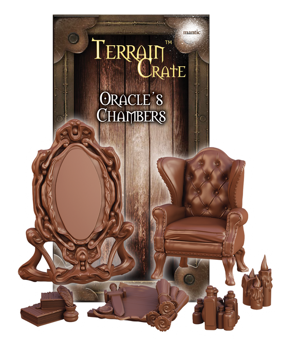 Mantic Games - Terrain Crate: Oracle's Chambers (MGTC155)