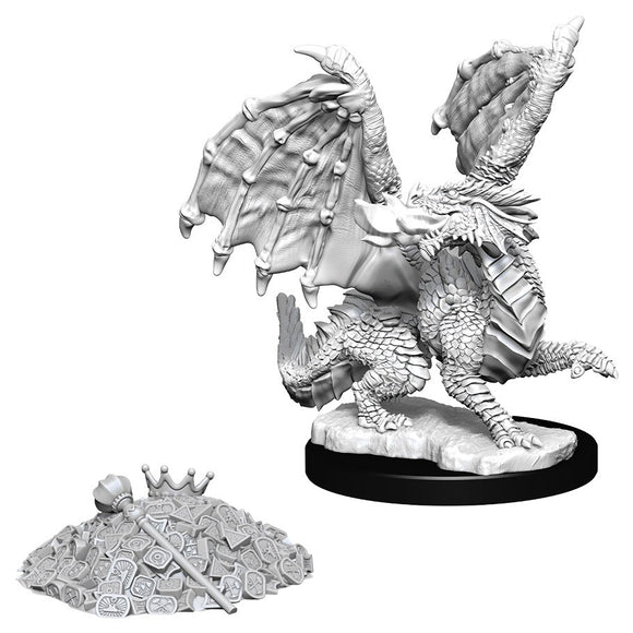 D&D Nolzur's Marvelous Miniatures: Red Dragon Wyrmling (73851)