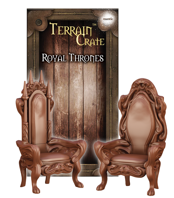 Mantic Games - Terrain Crate: Royal Thrones (MGTC173)