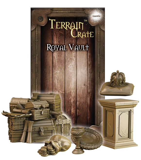 Mantic Games - Terrain Crate: Royal Vault (MGTC138)