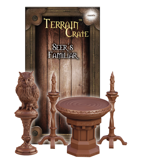 Mantic Games - Terrain Crate: Seer's Familiar (MGTC154)