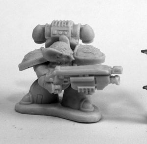 Reaper Chronoscope Bones: Space Mousling Looking Left (80082)