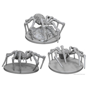D&D Nolzur's Marvelous Miniatures: Spiders (72558)